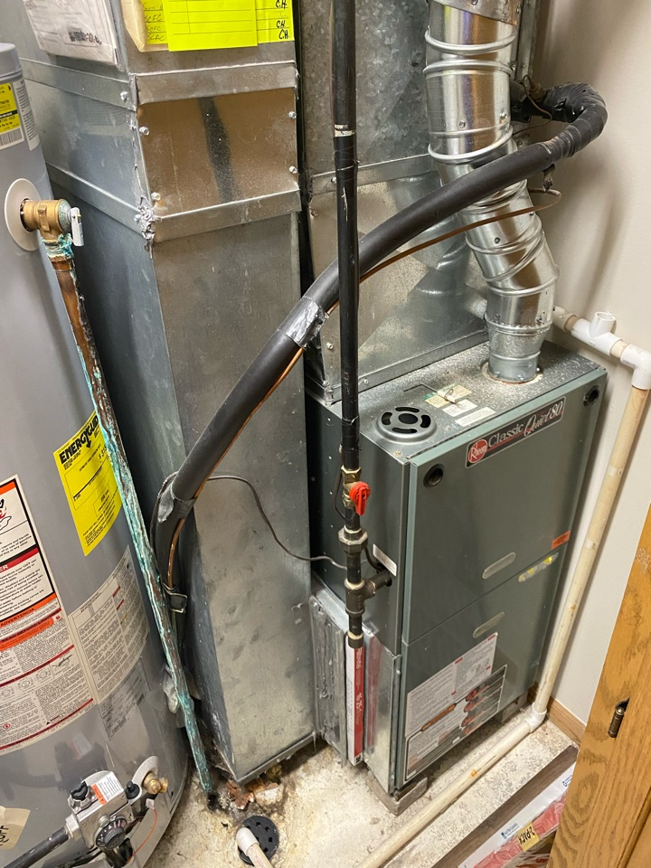 Cost to replace furnace and air condition. Cost to install furnace and air condition