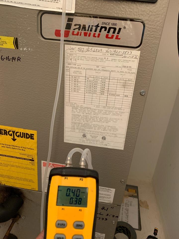 Altamonte Springs, FL - Ac repair, duct inspection