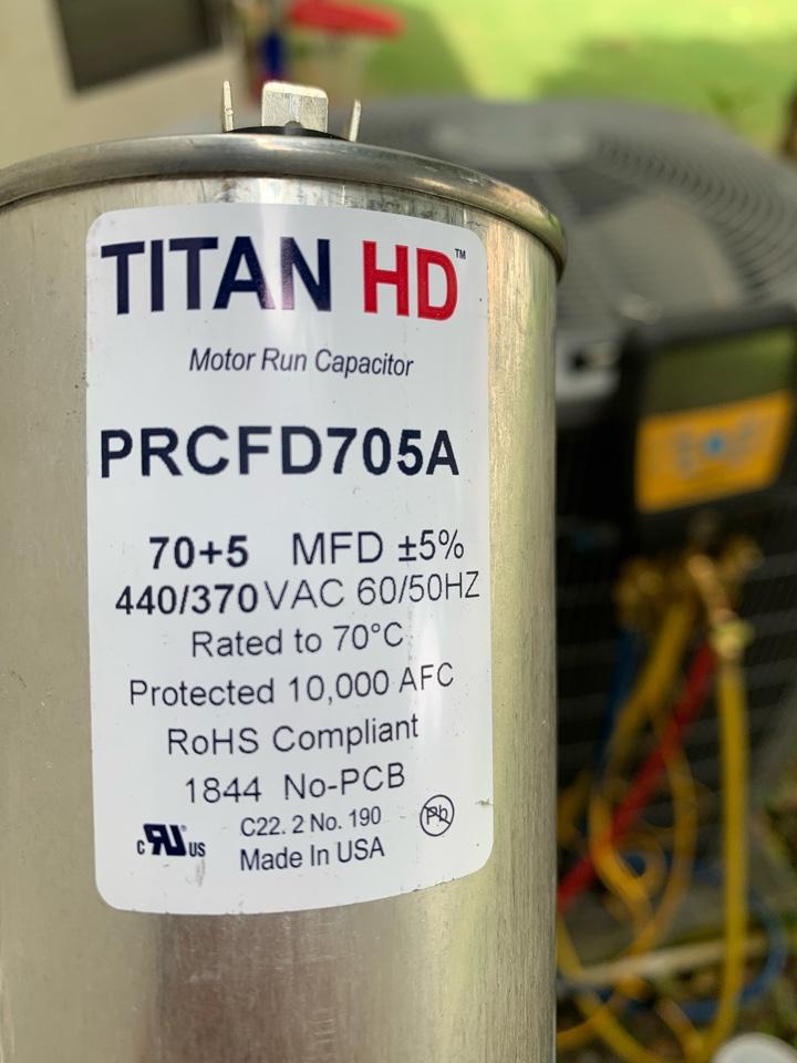 Winter Springs, FL - Ac repair, replace capacitor