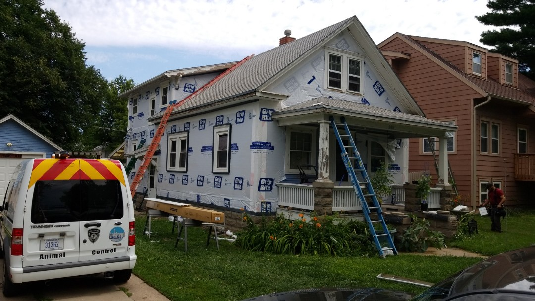 Lincoln, NE - Transforming another home with a new Prodigy Exterior
