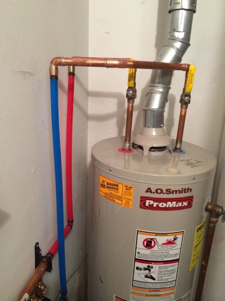 Kenosha, WI - Water heater repair