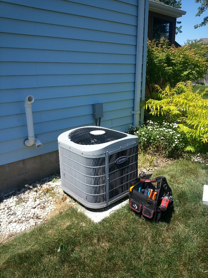 Kenosha, WI - carrier ac tune up