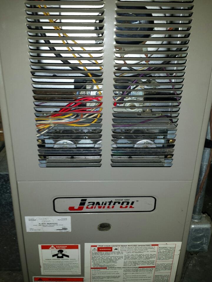 Kenosha, WI - 2 furnace maintenance tuneups