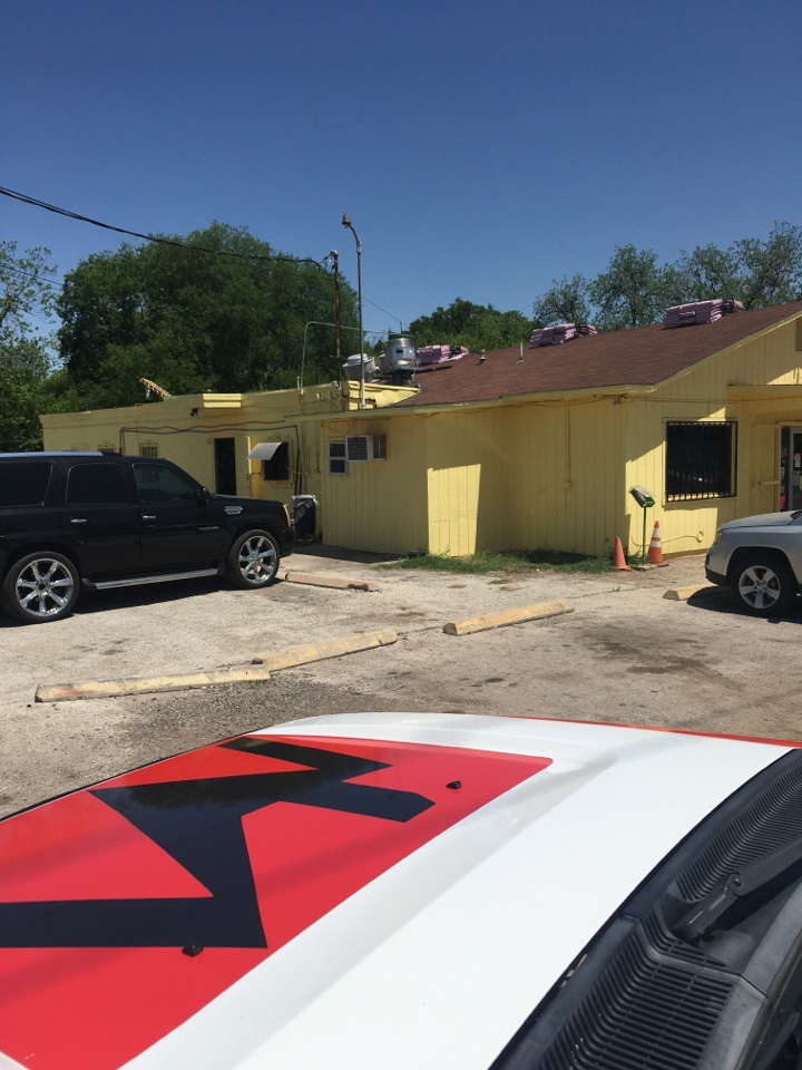San Antonio, TX - We are removing three layers of hot mop and modified bitumen we are going to re-deck the roof with OSB we are going to install 1 inch insulation board we are going to install 60 mill Carlisle Tpo and we are also going to remove 20 squares of three tab shingles and replace them with true definition duration architectural shingles by Owens corning as well as some peel and stick a modified bitumen