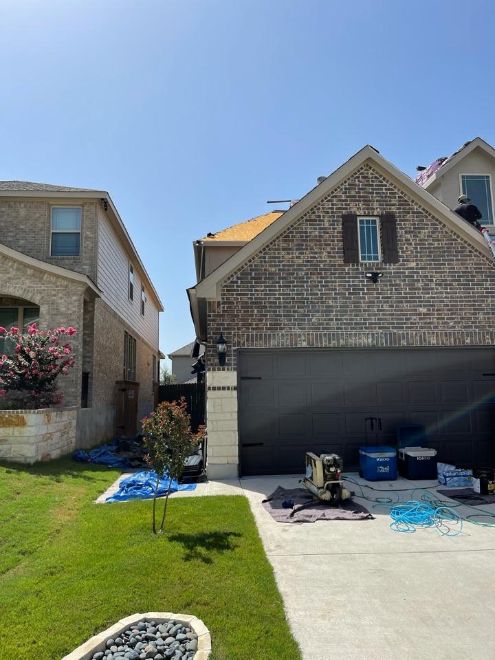 San Antonio, TX - Roof replacement