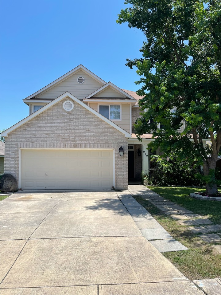 San Antonio, TX - We are going to replace the one by to trim we are going to replace the whole roof and upgraded to a true definition duration lifetime warranty with high profile rich café we're going to add gutters in the front as well