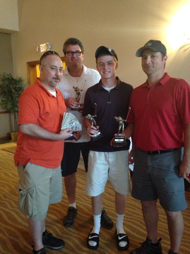 Wentzville, MO - Winners