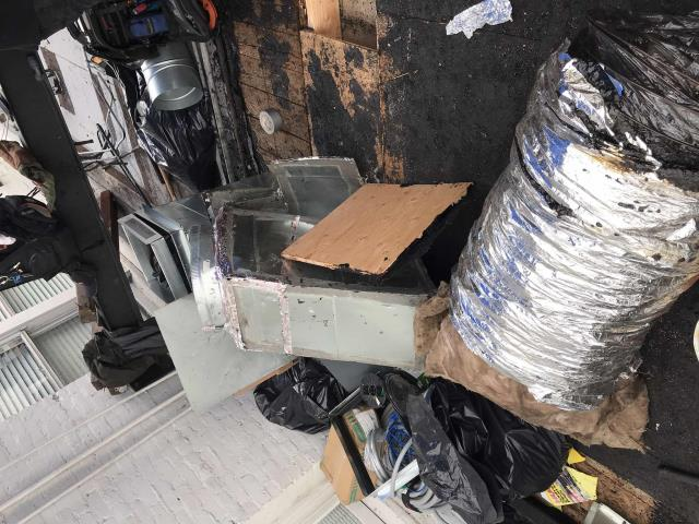 Dispatched our Beverly Hills CA air conditioning technician to a commercial property for Spring Maintenance. Arrived onsite and discovered the unit was disconnected and the roof currently being worked on in preparation for replacement. Spoke with manager on duty, will work with site and schedule for PM as soon as unit is available again.