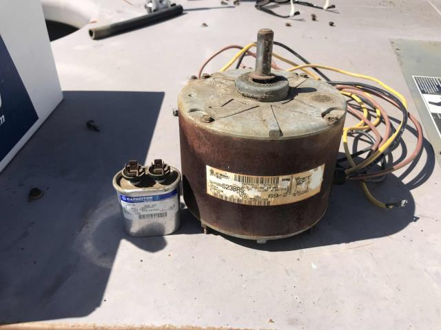 Finalized the repair of a bad condenser fan motor at a commercial property in Galt California. No more issues to report, unit running well.