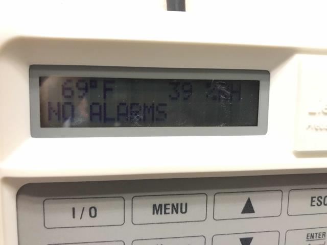 June HVAC PM scheduled for our commercial customer in Stockton California.  Upon arrival, checked in with the vendor log-in and manager onsite. Recorded space temperatures, completed inspection and PM checklist for all units, replaced filters. No deficiencies found, maintenance service complete.