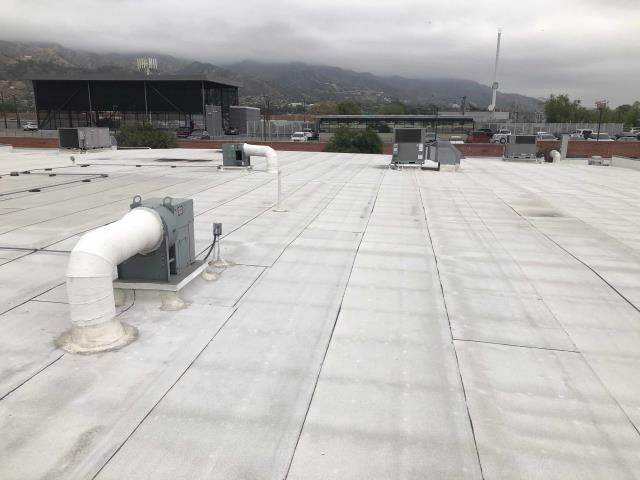 Dispatched our Los Angeles HVAC installation team to break down exhaust fans and ducts at a commercial building per the customer's request. After removing all associated ducting and parts, our technicians capped off the roof penetrations and confirm all repairs were complete to the customer's satisfaction. Job complete.