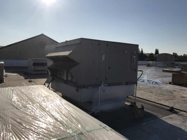 Completed a survey in Napa County at a commercial property for unit replacement. All equipment was inspected, asset information obtained, measurements taken. Noted proper crane access points. Reporting to main office to quote replacements per customer requests.