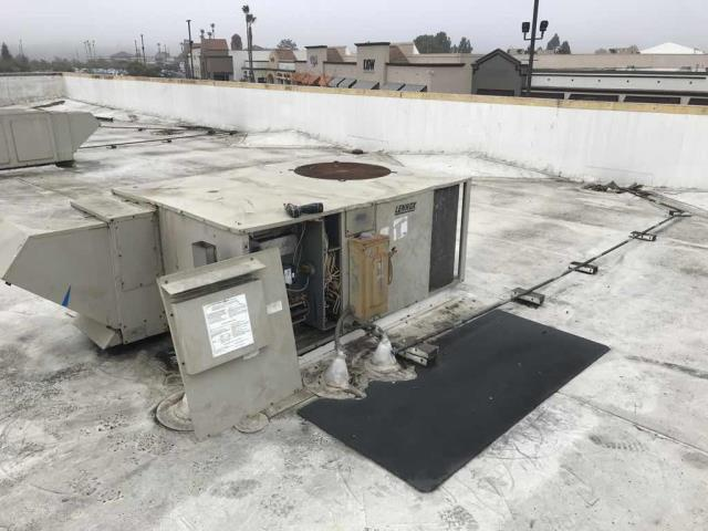 Vallejo, CA - Returned to a restaurant in Vallejo CA to make repairs on their Lennox air conditioner. The unit needed its economizer controls replaced and a broken drain line repairs. After completing all quoted work, our technician tested and cycled the unit. No more issues to report, job complete.