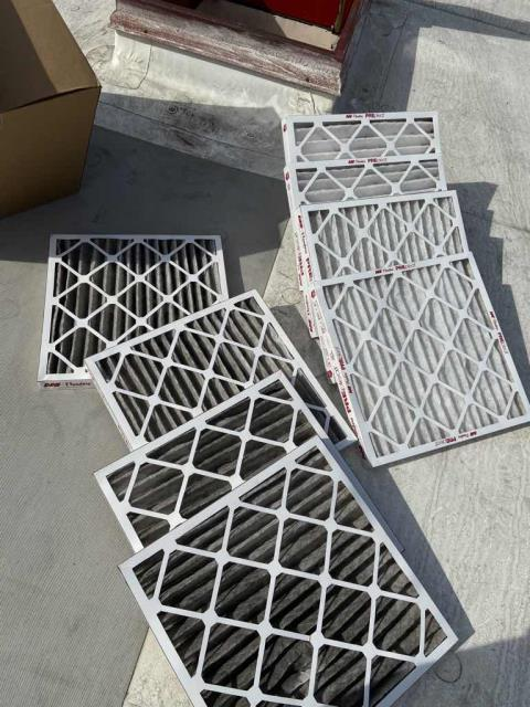 Ventura, CA - Dispatched our Ventura County maintenance technician to service a customer's AC equipment today. Site was scheduled for routine minor maintenance. All units inspected, filters changed. No issues to report at this time.