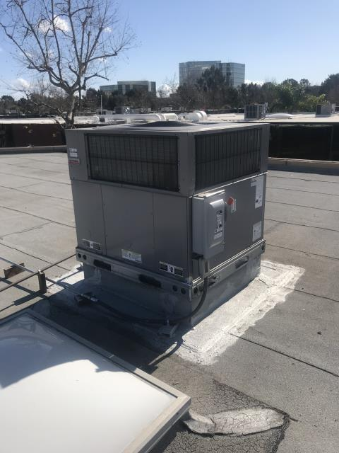 RESSAC PM technician arrived at tax preparation office to perform preventative maintenance on eight package units. Tech replaced filters on all eight units and inspected all of them for deficiencies. All units were noted to be in great condition.