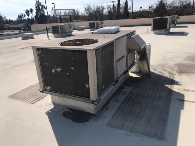 Fresno, CA - After receiving request for maintenance on a York package unit, our technician arrived at the jewelry store in Fresno, California. He changed filters, checked the blower motor, motor bearings, and electrical. He inspected the HVAC unit's safeties and amps. All were within rated limits. Unit was in a cooling working condition and no other issues were found. Unit was noted as running at an optimal level.