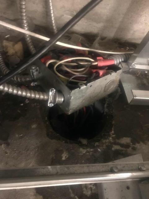 Chula Vista, CA - Commercial HVACR tech arrived at drug store in Chula Vista, California to repair a broken beer cooler. He reset the breaker and the cooler turned back on. He inspected the unit for any other issues and noted that it was working optimally.