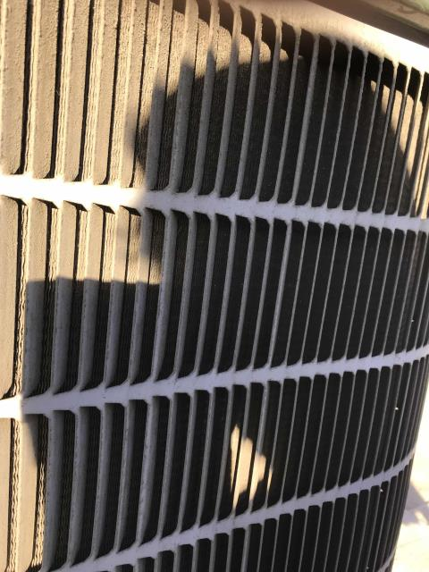 Los Angeles, CA - RESSAC technician arrived at a Sunset Boulevard, LA, coffee shop to perform routine air conditioning maintenance. Replaced the filters, checked all electrical components and confirmed heating side ready for winter. Noted that condenser coils were dirty, noted and will recommend washing to customer.