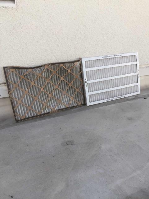 Escondido, CA - Escondido, CA, AC tech arrived at a chiropractic office to perform routine maintenance. Technician changed the filters, checked amps and pressures, confirmed no issues during visit.