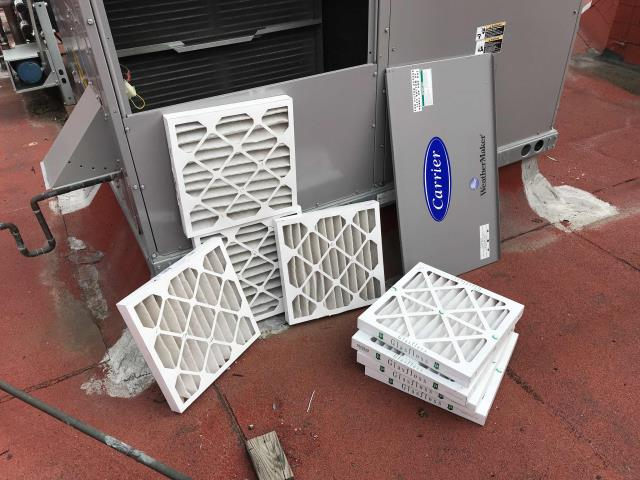 Dispatched a PM technician to a chiropractic office in San Clemente, California, to perform routine air conditioning maintenance. The tech replaced filters, checked amps and pressures, confirmed no issues at time of service.