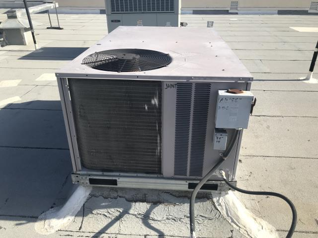 Santa Clarita, CA - Spring a/c maintenance scheduled for a chiropractic office on McBean Parkway in Santa Clarita, CA. Tech inspected the units, changed filters, checked belts. AC working well, no issues to report.