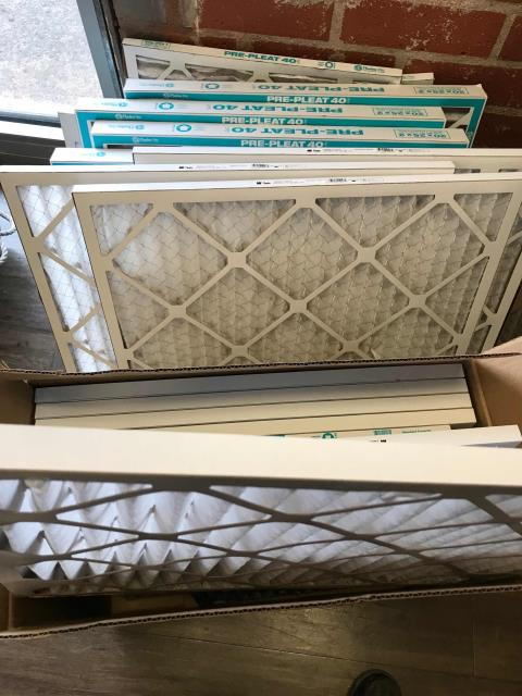 Los Angeles, CA - Los Angeles county HVAC tech arrived at a pet hotel to perform routine maintenance. The tech changed the filters, inspected the roof top and split systems. Found several capacitors weak and will recommend replacement.