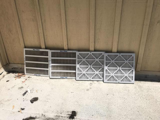 Encinitas, CA - Dispatched PM tech to Encinitas, California, to perform July AC Maintenance. All belts checked, ac filters swapped, components checked. Unit working fine today, PM complete.