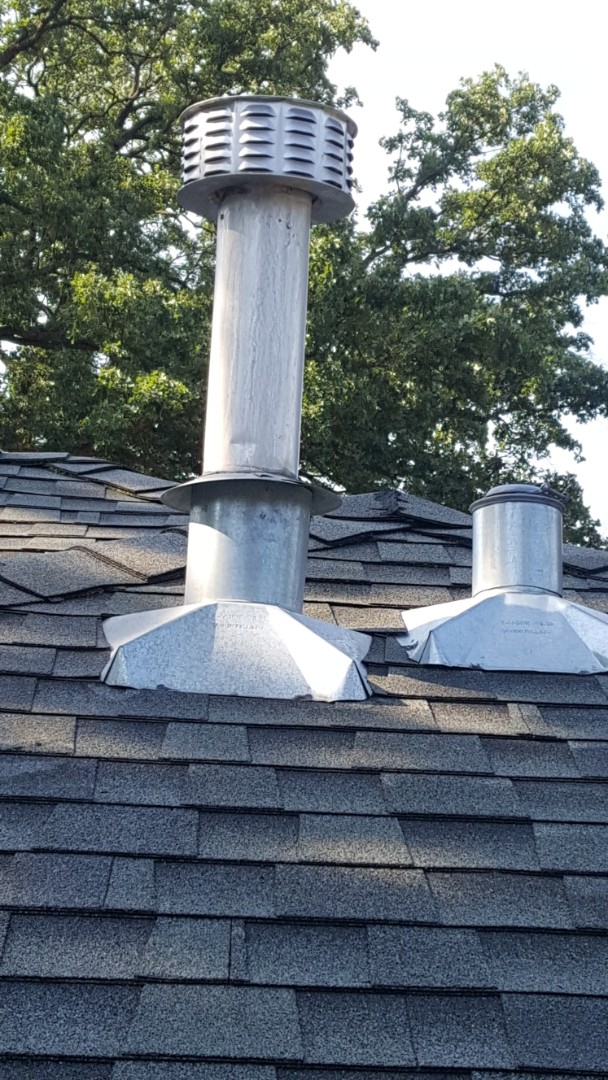 Minneapolis, MN - I'm working on a B vent liner in Minneapolis Mn