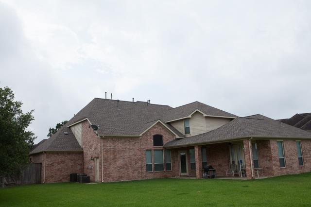 Spring, TX - Complete Roof Replacement with GAF Timberline Shingles.