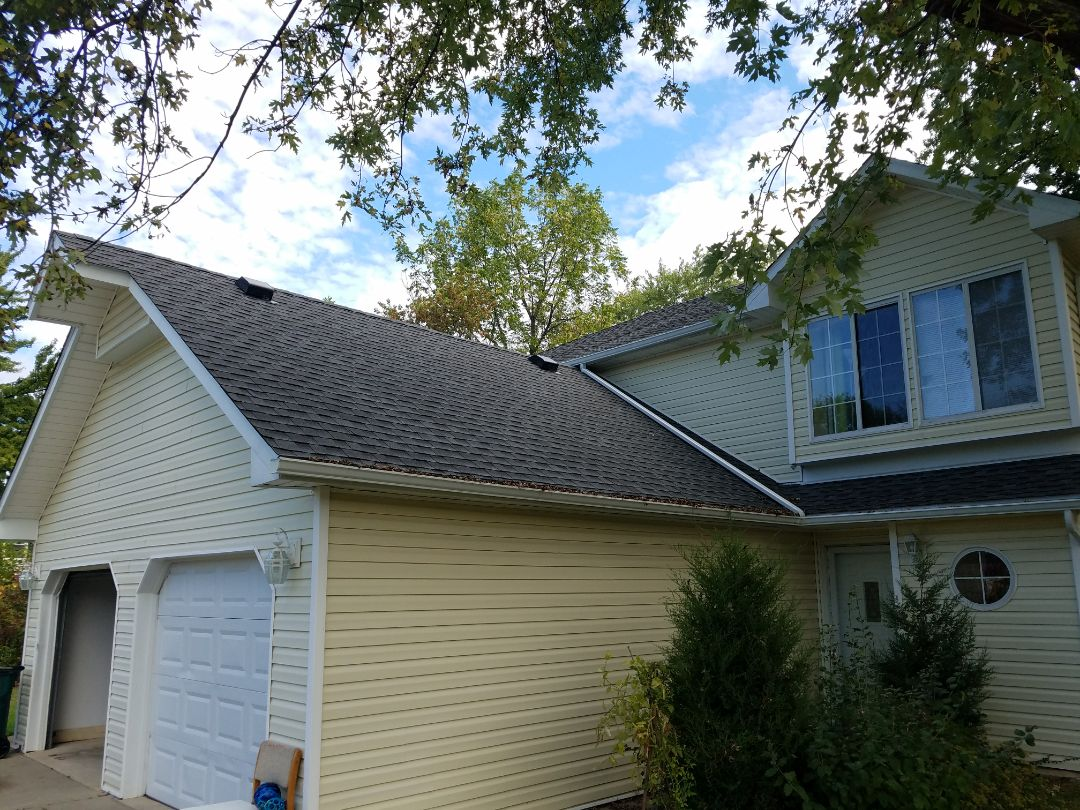 Troy, MI - GAF Timberline roofing, Pewter Gray Blend