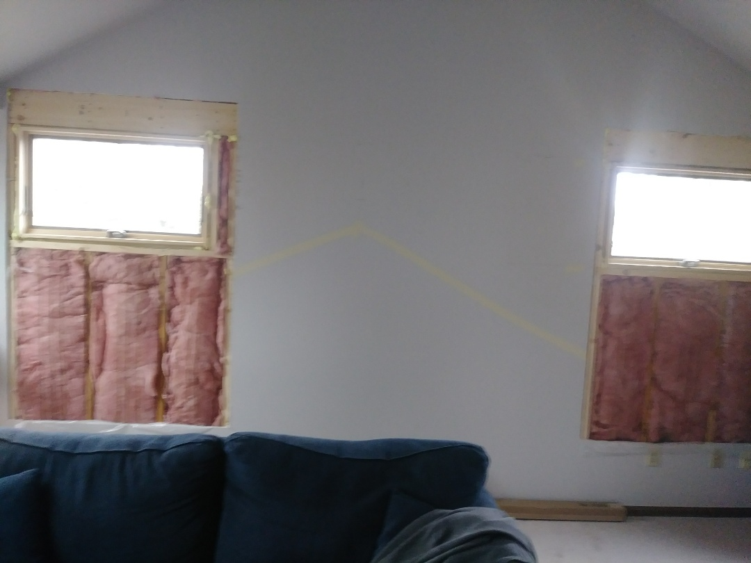 Dublin, OH - Adding some windows, light , extra light sunlight.