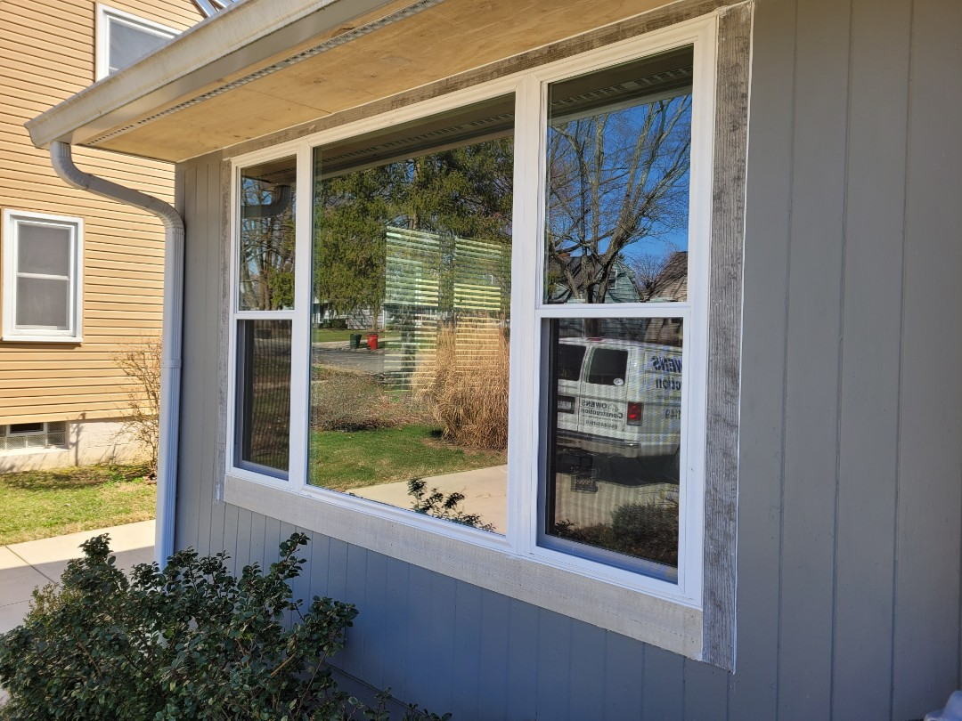 Worthington, OH - New window install to update the curb appeal
