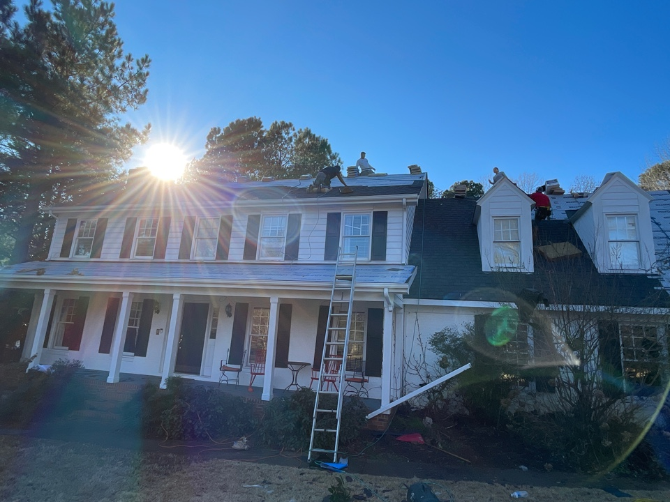 Raleigh, NC - Beautiful homes deserve beautiful roofs!