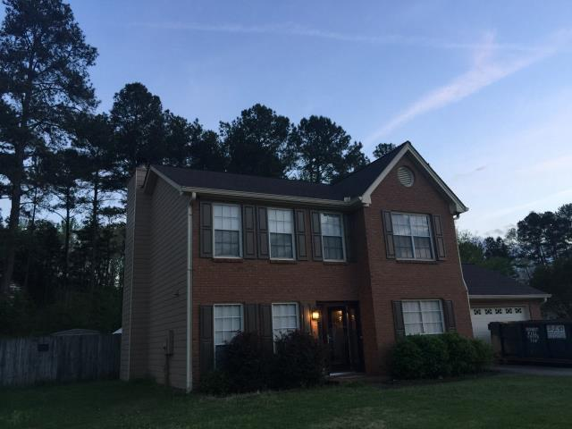 Roof replacement completed in Atlanta