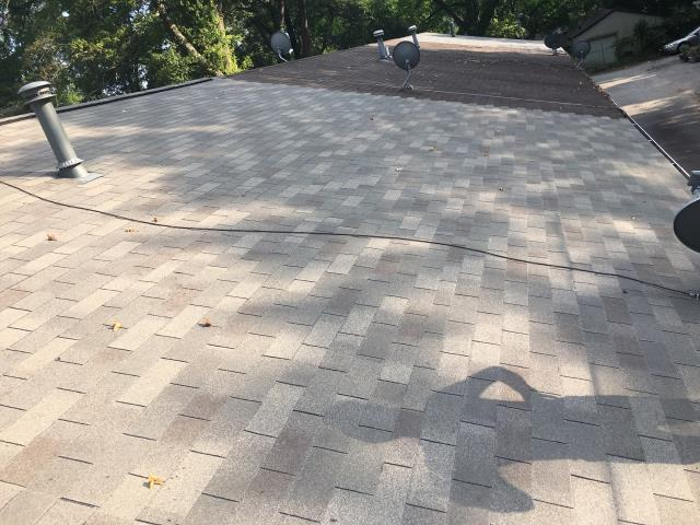 East Point, GA - ROOF REPLACEMENT COMPLETED IN EAST POINT.