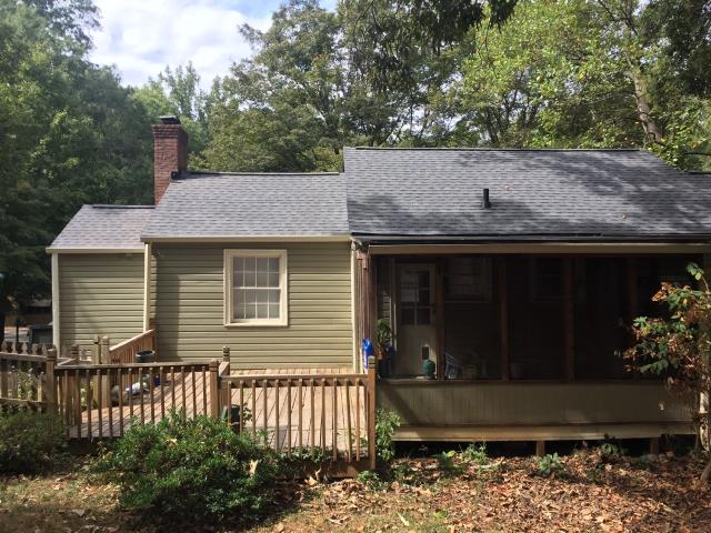 Decatur, GA - Roof replacement completed in Decatur, GA.