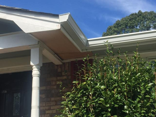 Douglasville, GA - Gutter replacement completed in Douglasville, Ga