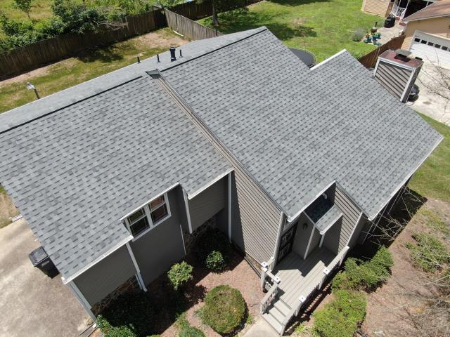 Marietta, GA - Roof replacement completed in Marietta, Ga