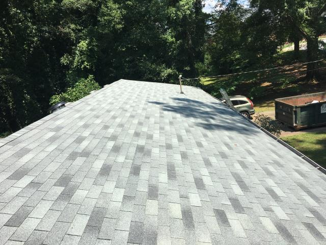 Mableton, GA - ROOF REPLACEMENT COMPLETED IN MABLETON, GA