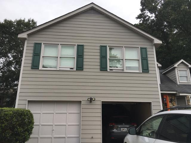 Stone Mountain, GA - SIDING/GUTTER REPLACEMENT COMPLETED IN STONE MOUNTAIN