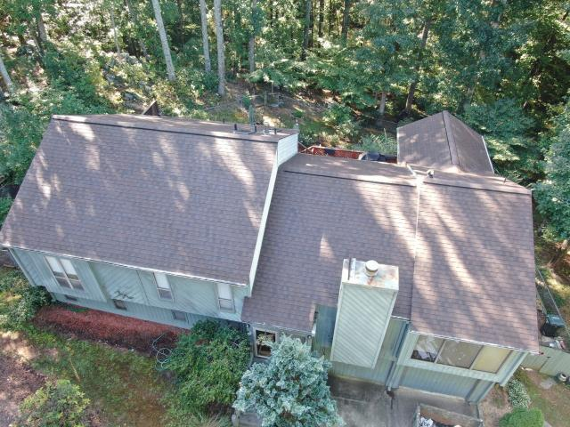 Roof replacement completed in Marietta, Ga