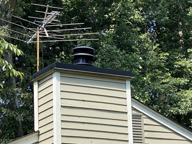 Douglasville, GA - CIMNEY CAP REPLACED IN DOUGLASVILLE, GA
