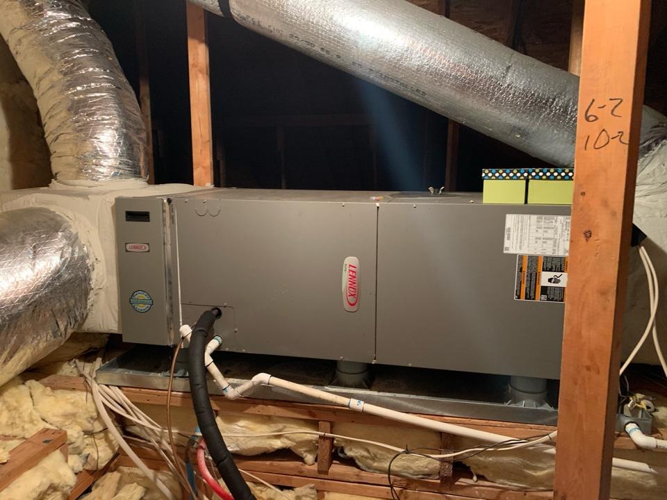 Richmond Hill, GA -  No heat service call