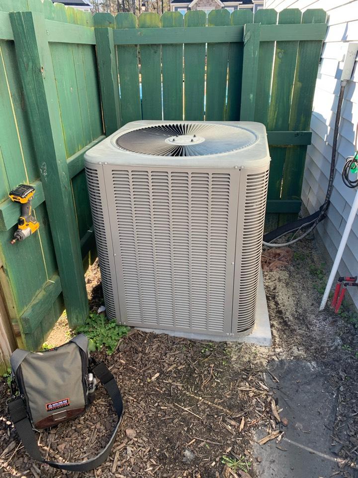 Richmond Hill, GA - No heat/cooling