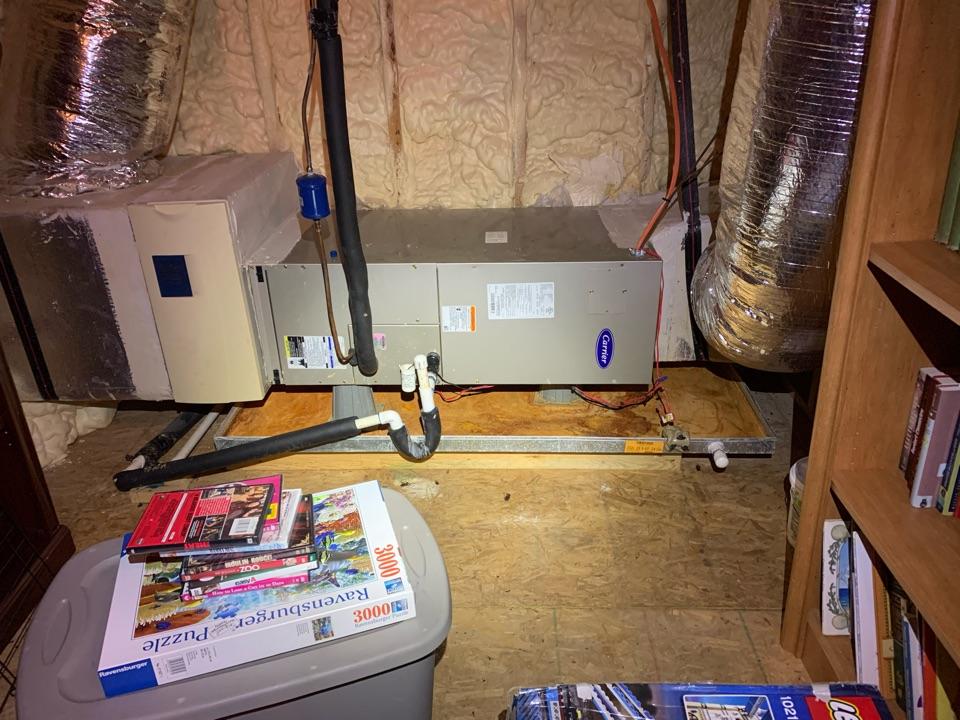 Bluffton, SC - 4 system heat pump maintenance