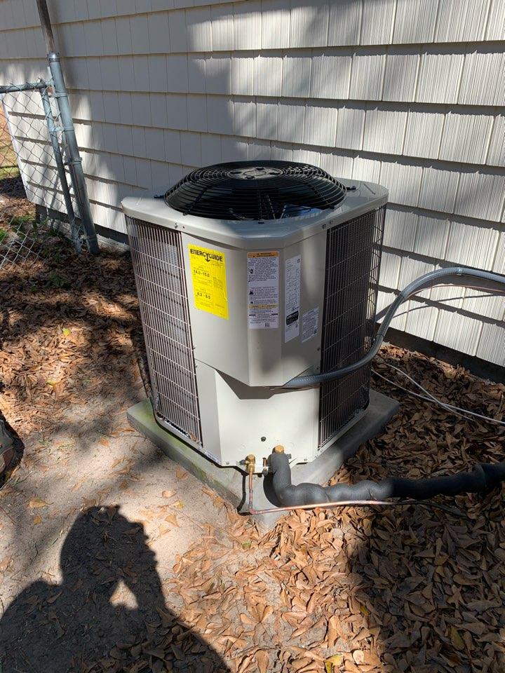 Wilmington Island, GA - 1 heat pump heating maintenance