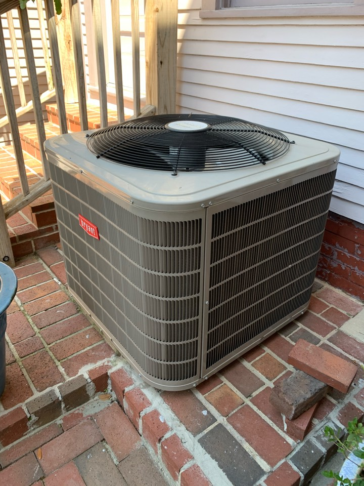 Savannah, GA - 2 system cooling maintenance