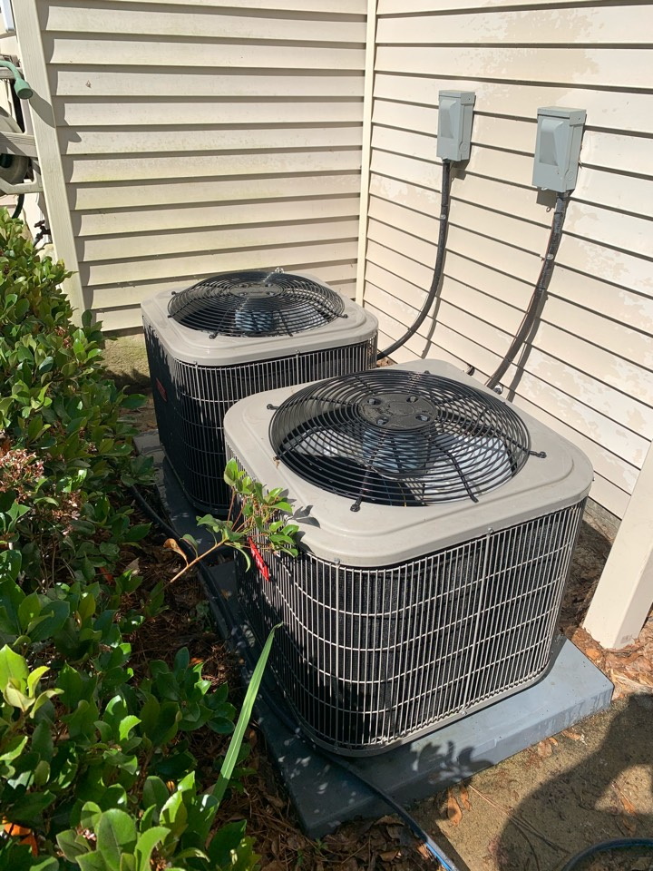 Savannah, GA - Two system cooling maintenance