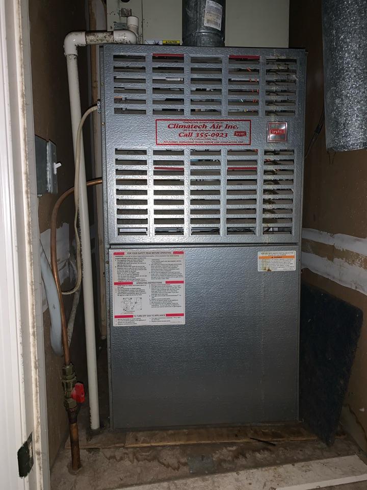 Savannah, GA - No cooling service call
