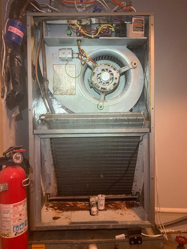 Savannah, GA - 1 system heat pump cooling maintenance
